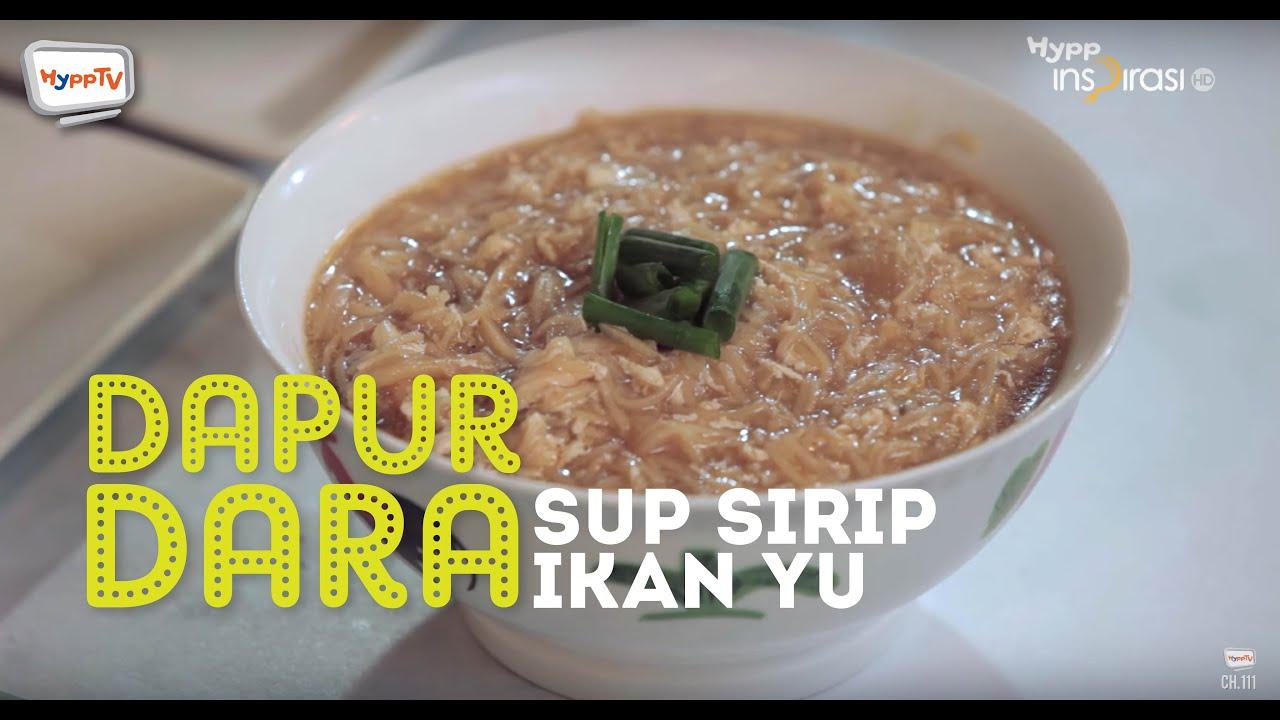Dapurdara Sup Sirip Ikan Yu