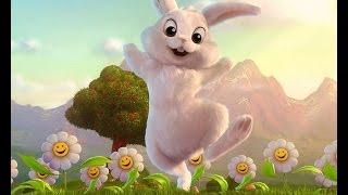 Короткий мультфильм про доброго зайца