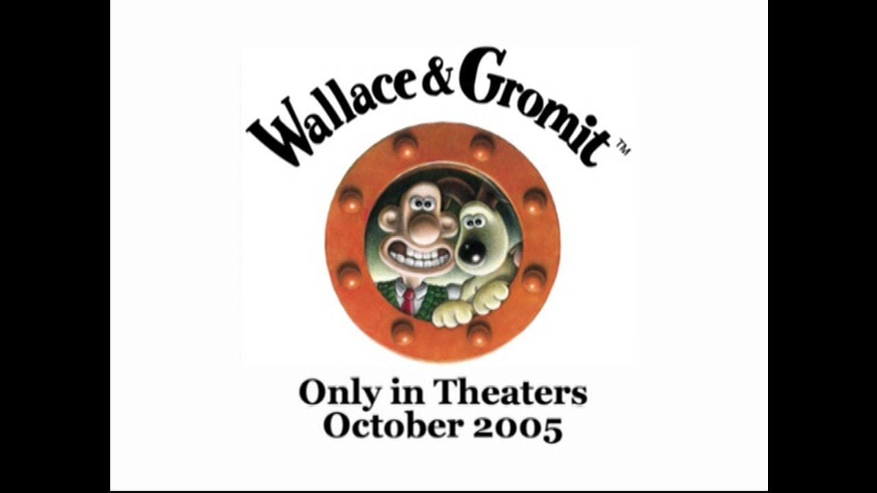 Wallace Gromit The Curse Of The Wererabbit 2005 Making Of Teaser 60fps Youtube