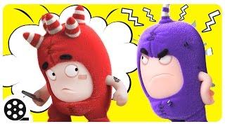 Cartoon   Oddbods - SCAPEGOAT   Funny Show For Children