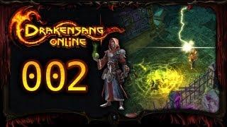 Drakensang Online #002 - [Zirkelmagier Level 40] König Heredur wird weggeblitzt