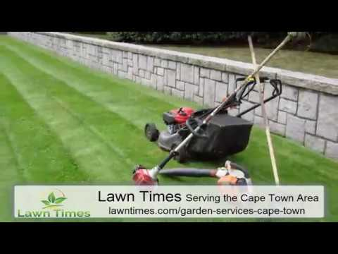 Garden Services Cape Town | Lawn Times