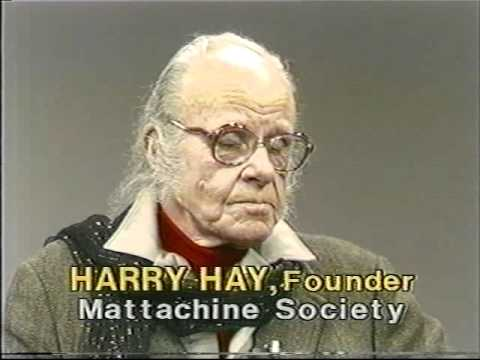 Vito Russo interviews Harry Hay and Barbara Gittings (1 of 2)