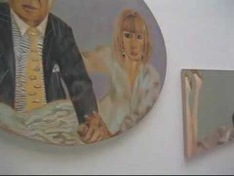 """Francesco Clemente """"Social Portraits"""" at MARY BOONE GALLERY"""