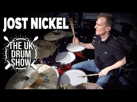 JOST NICKEL Drum Solo!  - U.K. Drum Show 2017