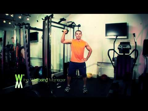 The Wellbeing Manager Total Body Circuit  Workout 1