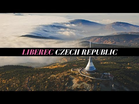 EASY PEASY TOWN OF LIBEREC CZECH REP - JESTED, ZOO, CENTER!