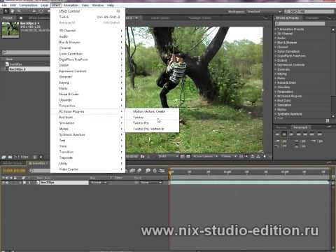 Качественное замедление видео с помощью Twixtorа