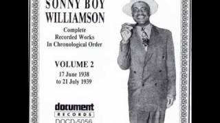 John Lee (Sonny Boy) Williamson - Hoodoo Man
