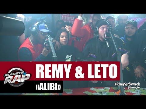Youtube: Rémy«Alibi» ft Leto #PlanèteRap
