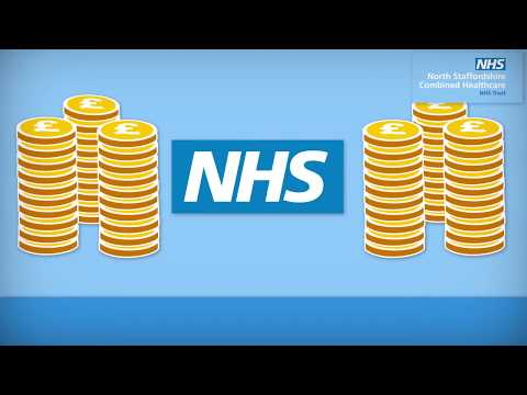 North Staffordshire Combined Healthcare NHS Trust Annual Accounts 2016/17