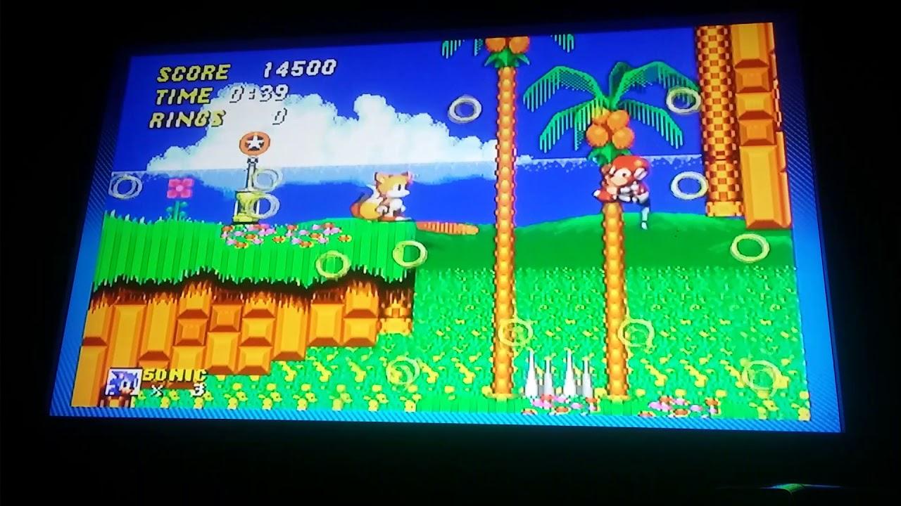 Sonic The Hedgehog 2 Xbox 360 Youtube