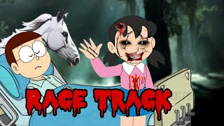 Doraemon The Horror Movie-Race Track-Doraemon Animated In Hindi