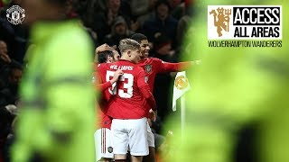 Access All Areas | United 1-0 Wolves | Inside Old Trafford