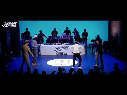 Juste Debout Suisse 2018 | Locking Final | Soul Brothers Vs Pretz | Winner : Pretz