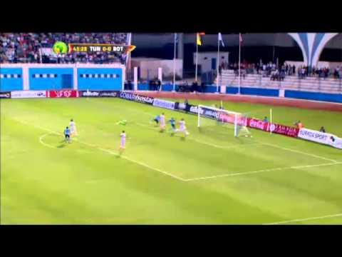 Botswana Vs Tunisia 2014 CAF Qualifers