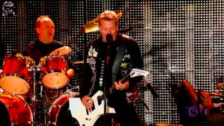 Metallica - Hit the Lights (LIVE Stream - VOODOO MUSIC + ART EXPERIENCE 2012)