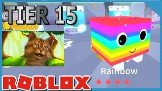 I Got the Rarest Tier 15 Pets in Roblox Pet Simulator