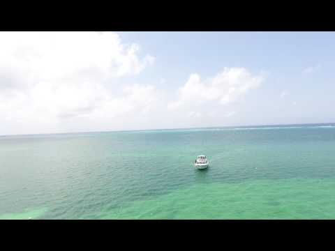 Teens4Oceans Cayman Drone Survey #1