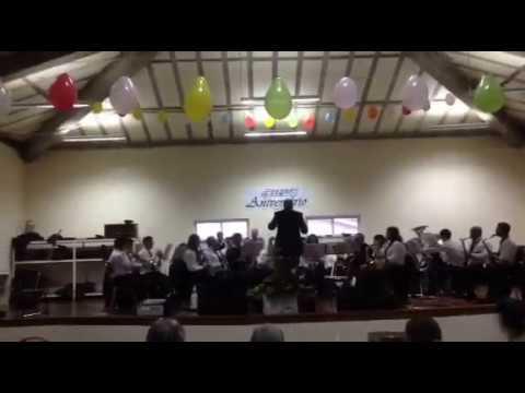 Atuação da Banda Filarmónica de Vilar Seco (29-01-2017)