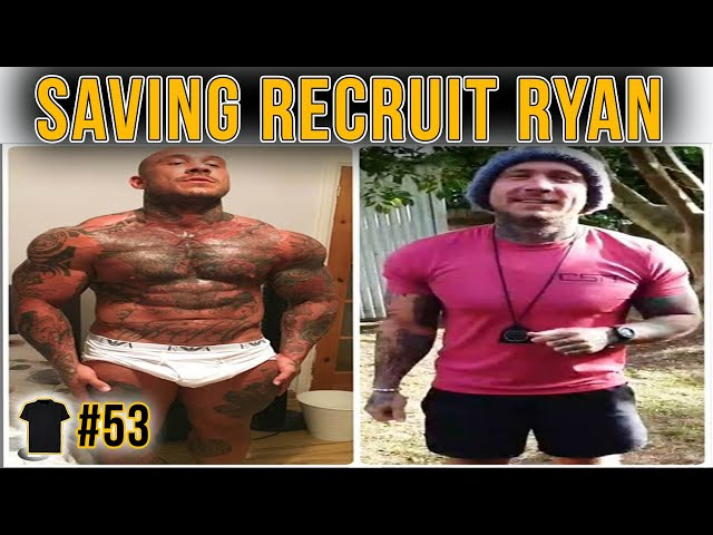 99% Need Not Apply | Ryan Holistic | Royal Marines | Steroids | Bodybuilding | Bought The T-Shirt