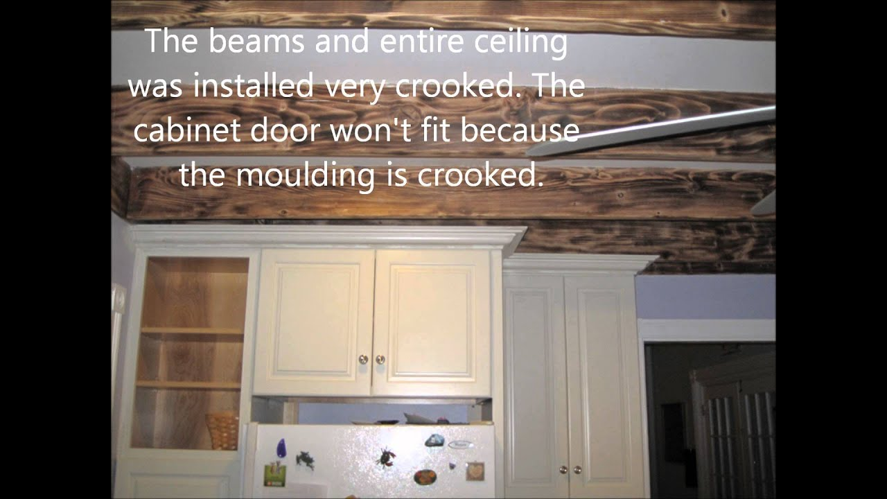 Kitchen & Bath Countertop Refinishing Epic Fail - Steve Pelosi R.i.'s Heartwood Remodeling ...