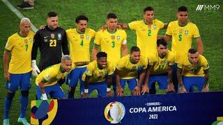 Brazil | Road to Final Copa America 2021