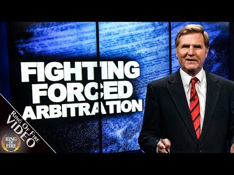 Corporations Are Using Arbitration To ROB You Dry