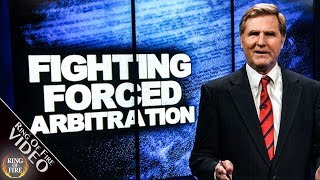Corporations Are Using Arbitration To ROB You Dry thumbnail