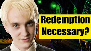 The Big Draco Malfoy Analysis