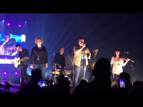 Clips from The Very Next Thing Tour, CFE Arena: Unspoken, Danny Gokey, and featuring Casting Crowns