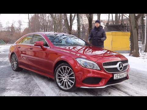 Mercedes для тех у кого ещё нет пуза