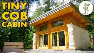 tour-a-micro-straw-bale-cabin-with-passive-solar-green-roof