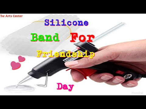 DIY : #Silicone #Bracelets for Best Friend   Easy DIY Crafts idea for beginners by The Arts Center