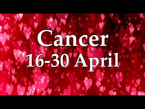 Cancer Love April 16-30 HAPPINESS, COMMITMENT BUT DON'T GET TRAPPED - Aquarian Insight
