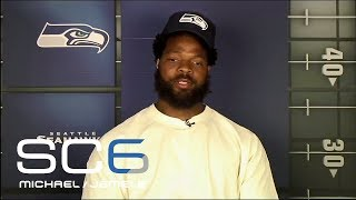 Seattle Seahawks DE Michael Bennett Recounts Sitting For National Anthem | SC6 | ESPN