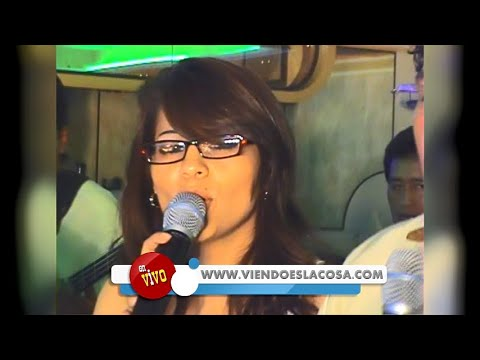 VIDEO: CENIZAS en VIVO (canta Nancy Alvarez)