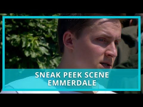 Emmerdale spoilers: Lachlan terrified by Priya's announcement - watch the scene