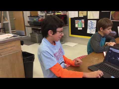 Riverbend Middle School Tech Team Tip
