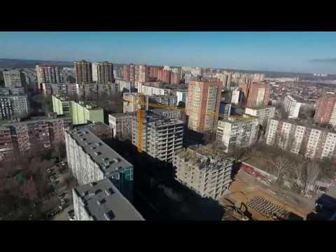 ЖК Аврора - Квартиры в Ростове-на-Дону (ход строительства, март 2019)
