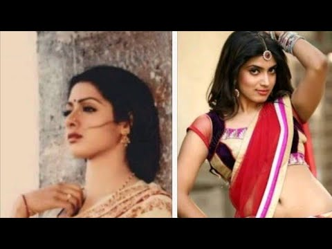 Sameera Sherief Tribute To Sridevi Kapoor Hindi Dubsmash