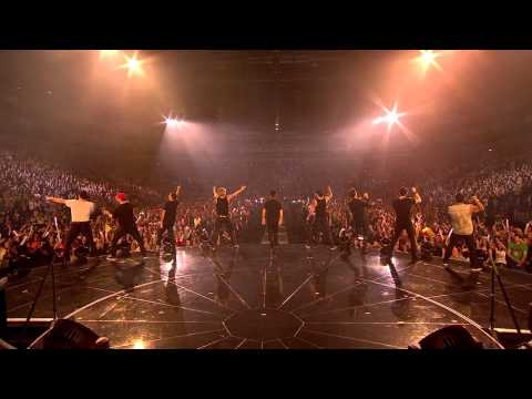 NKOTBSB live at O2 Arena - The Right Stuff & Larger than life