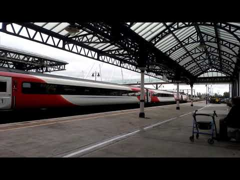 London King's x train