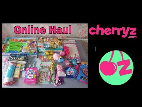 CHERRYZ ONLINE HAUL - BARGAIN ONLINE SHOPPING - DISCOUNT CODE IN DESCRIPTION