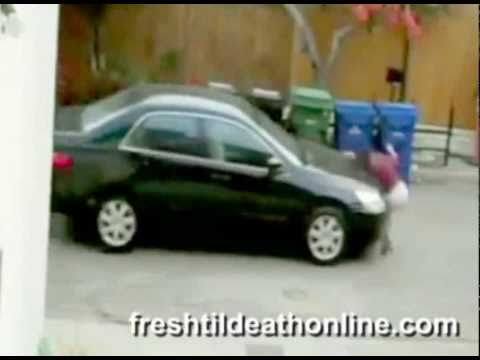 Girl Get Hit By Car Prank Gone Wrong