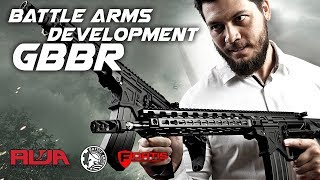 Limited Edition RWA Battle Arms Development GBBR - RedWolf Airsoft RWTV