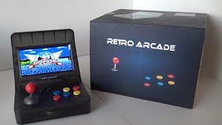 Retro Arcade in 2020    is it worth our money ?