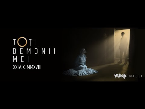 Смотреть клип Vunk Feat. Feli - Toti Demonii Mei