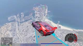 GTA 5 Crazy Jumps/Falls Compilation (GTA 5 Ragdolls Fails Funny Moments)
