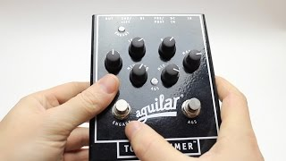 Aguilar Tone Hammer Review